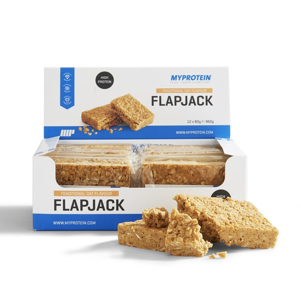 High Protein Flapjack