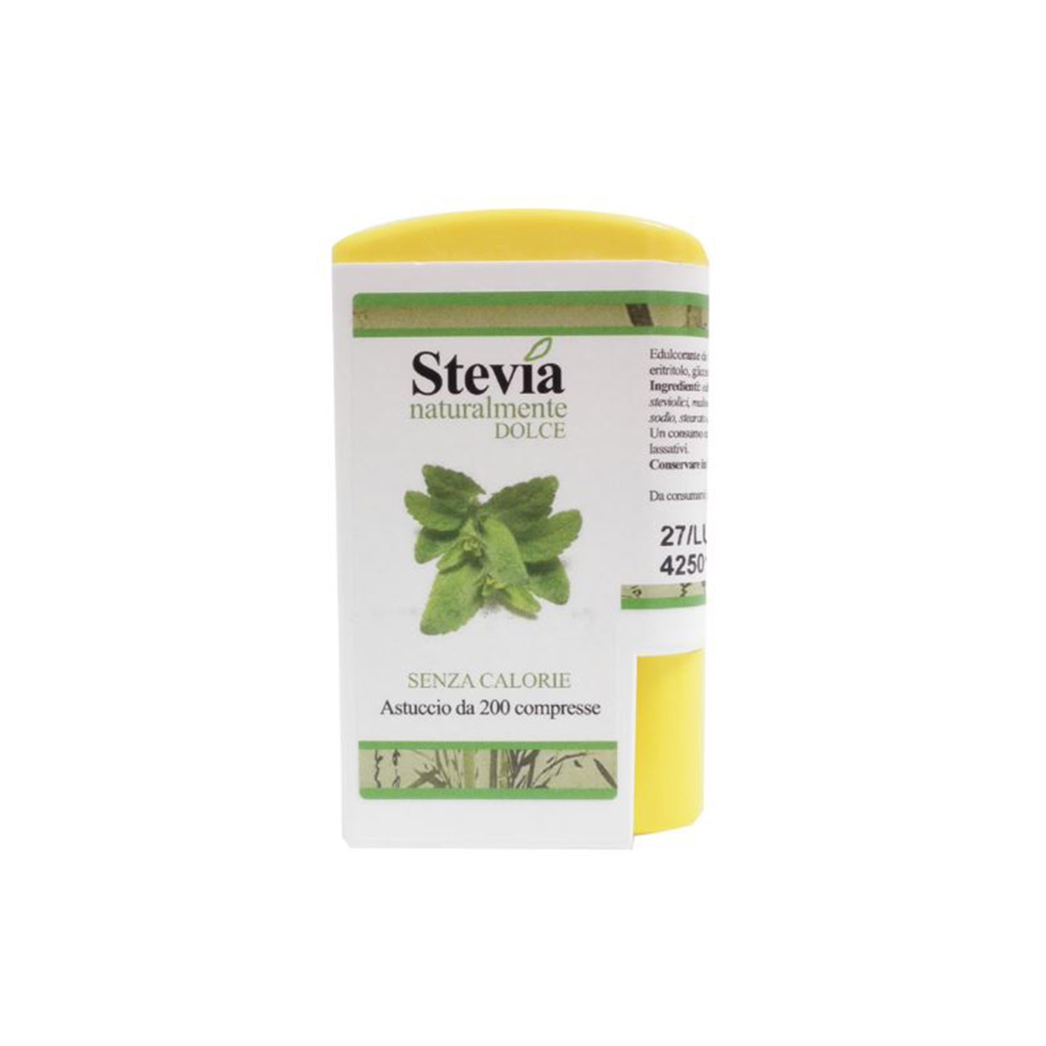 Stevia in compresse (200cpr)